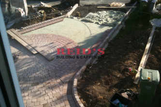 Block Paving - Reids Building and Carpentry