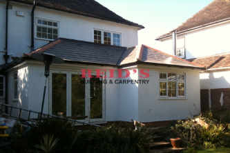 Single Storey Extensions - Reids Building and Carpentry